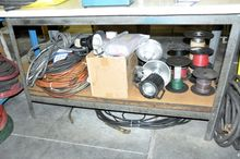 Lot of Electrical Cords, Lights