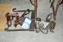 Lot of Lifting Devices