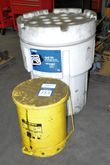 Lot of Spill Kit & Safety Cans