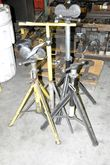Lot of Material Stock Tri-Stand