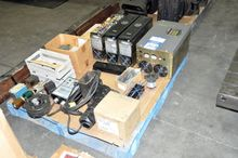 Pallet of Spare Machine Electro