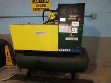 CL25SS/P 25-HP Air Compressor