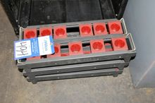 Lot of 40-Taper Holder Tray
