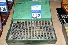 .501 - .625 Pin Gauge Set