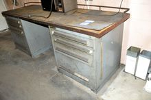 Stanley Vidmar 8-Drawer Tooling
