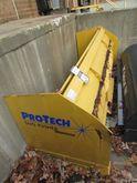 Protech SP08S 8' SkidSteer Snow
