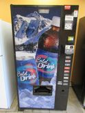 9 Unit Drink Vending Machine