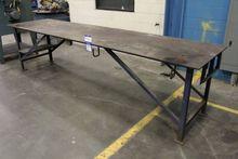 "1/2"" x 36"" x 144"" Welding Table"
