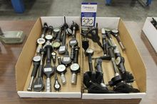 Lot of Assorted Dial Bore Gages