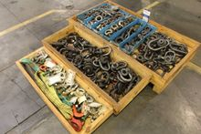 Lot of Assorted Hoist Rings and