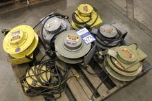 Lot of Assorted Electrical Reel