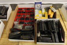 Lot of Assorted Turning Tools a