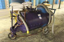 Mobile Pneumatic Oil Tank Cart