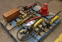 Enerpac Assorted Hand Pumps and