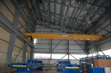 CRS 5 Ton Dual Girder Bridge Cr