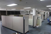 Sections of Cubicles