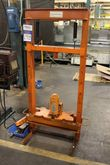 20-Ton H-Frame Shop Press