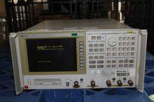 HP/Agilent 4396B 100 Khz - 1.8