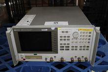 HP/Agilent 4396A 100 Khz-1.8 Gh