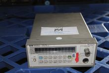 Used HP/Agilent 437B