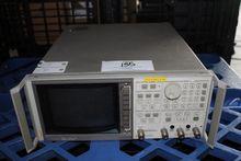 HP/Agilent 8753C 300 Khz- 3Ghz