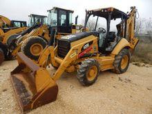 2011 Caterpillar 420E 4X4 Backh