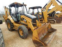 2007 Caterpillar 420E Backhoe L