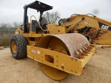 2008 Caterpillar CS54 Vibratory