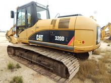 2009 Caterpillar 320DL Hydrauli