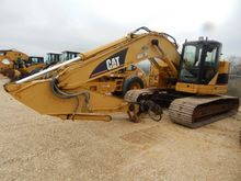 2007 Caterpillar 321C Hydraulic