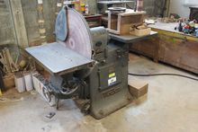 Heavy Duty Disc Sander