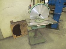 "Conquest 20"" Single Disc Sander"