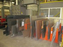 Lot Material Storage Rack