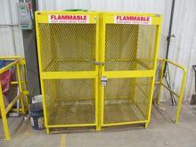 Gillis Tank Storage Cage