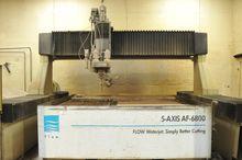 Flow AF-6080 5-Axis CNC Water J