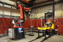 Used Robotic Welding