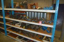 Shelves of Assorted Screw Machi