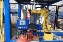 CAE Robotic Marking Machine