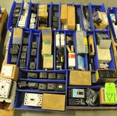 Lot of Relays, Circuit Breakers
