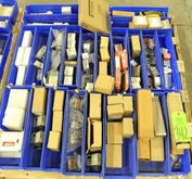 Lot of Relays, Heater Qrtz, Lim