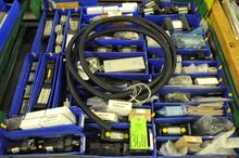Lot of Pneumatic Cylinders, Sea