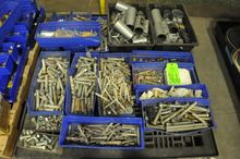 Lot of Anchors, Couplings Concr