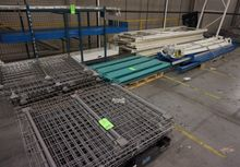 Lot of Asst. Pallet Racking