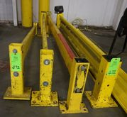 Lot of Crash Barriers Through P