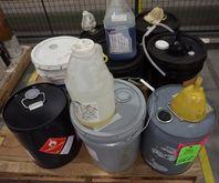 Lot of Asst. Gear Oil, Vacuum P
