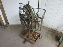 2 Wheel Torch Cart