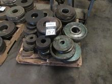Pallet Assorted Wire Feed Roll