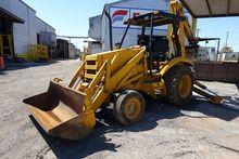 Used Case 580K Backh