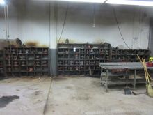 Lot Assorted Press Die Tooling