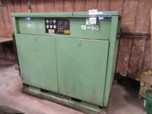 Used Sullair 12BS-50
